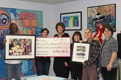 Chicago area women provide funds to artists with autism and other intellectual and developmental disabilities at Little City in Palatine, IL. http://www.stadeatools.com/