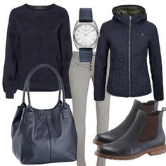 Herbst-Outfits: Blue bei FrauenOutfits.de