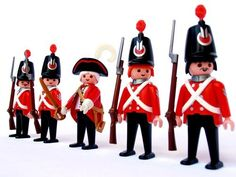 Other Antiques & Collectables - 5 Vintage Playmobil English Soldiers! WENDYHOUSE-MANIA! was sold for R220.00 on 14 Apr at 21:03 by SuziWong in Johannesburg (ID:94278508)