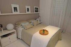 Resultado de imagem para melhores decoraçao quartos simples
