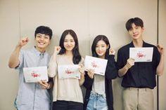 Yeo Jin Goo Ahn Jae Hyun &Lainnya Lakukan Pembacaan Naskah Pertama Into the New World