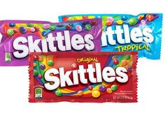 Get a FREE Bag of Skittles!