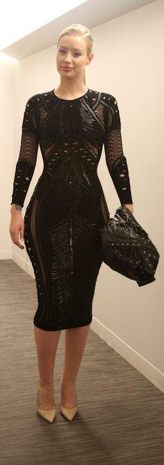 That's a badd black dress!!!