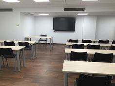 SALA DE FORMACION Conference Room, Table, Furniture, Home Decor, Waiting Rooms, Work Spaces, Dressing Rooms, Decoration Home, Room Decor