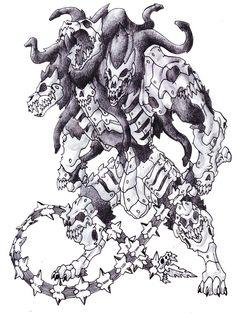 Cerberus by darksilvania on DeviantArt