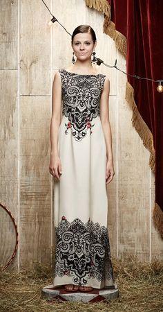 Só na Antix Store você encontra Vestido Longo Renda com exclusividade na internet
