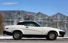 Der Triumph TR 7 war im Vergleich zum Vorgänger TR 6 ein deutlicher Design-Bruch… © Bruno von Rotz #TriumphTR7 #Triumph #TR7 #zwischengas #classiccar #classiccars #oldtimer #oldtimers #auto #car #cars #vintage #retro #classic #fahrzeug