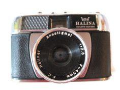 Vintage Halina Paulette Electric Camera Halina by PhotosPast, $20.00