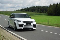 Range Rover by Mansory