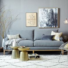 Montgomery Down-Filled Sofa #westelm