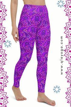 Mandala Leggings For Women, Printed Floral Style Design, Perfect For Running, Yoga, Crossfit, Workouts, Dancing, Rave Festival Pants Rave Festival, Body Sculpting, Yoga Session, Floral Style, Festival Outfits, Women's Leggings, Crossfit, What To Wear, Dancing
