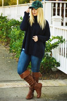 Reasons Why Sweater: Navy #shophopes