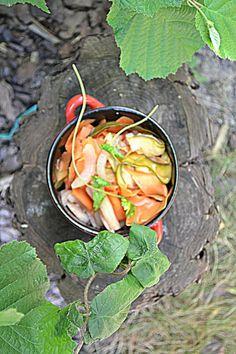 Marynowane warzywa do Bánh mì