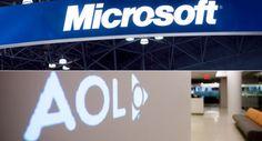 Microsoft compra dos tercios de las patentes de AOL