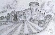 Dromoland Castle by tucna.deviantart.com on @DeviantArt