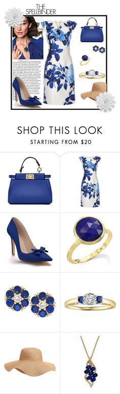 """The Spellbinder"" by barones-tania ❤ liked on Polyvore featuring Fendi, Dorothy Perkins, Shoes of Prey, Marco Bicego, Cherish Always, Old Navy, Lord & Taylor and Gwyneth Shoes"