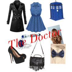 The Doctor. (As a girl.)