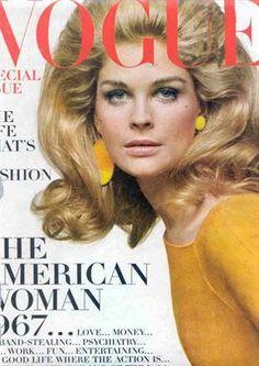 Candice Bergen || Vogue Cover