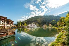 Welcome to Falkensteiner Lido Ehrenburgerhof, our family hotel at the door of the Dolomites. The ideal place for your summer and winter holiday. South Tyrol, In The Tree, Autumn Trees, Winter Holidays, Fall, Places, Winter Vacations, Summer Recipes, Fall Trees