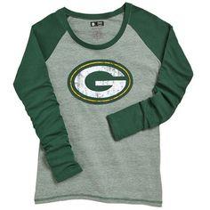 Green Bay Packers Women's Sport Princess T-Shirt