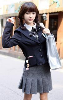 オルチャン♡ 韓国の女子学生の制服着こなしがお洒落でかわいい - NAVER まとめ