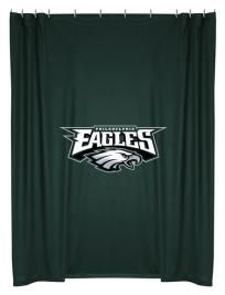 Interior Decor/NFL/Eagles - NFL Philadelphia Eagles Premium Shower Curtain Preorder free ship no fee