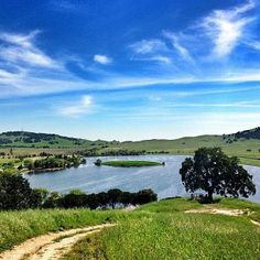 The ever-gorgeous Lagoon Valley in Vacaville, CA.