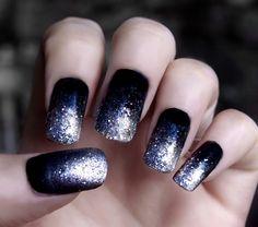 Nanu Nanu Ombre Nails