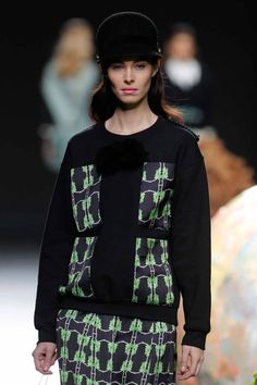 Madrid Fashion Week 2016: Ion Fitz