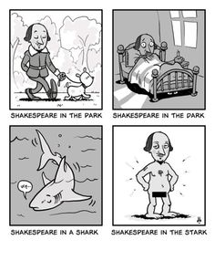 Shakespeare in...