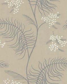Mimosa wallpaper - contemporary - wallpaper - Cole & Son