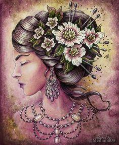 Hanna Karlzon's Magisk Gryning (Magical Dawn) - Lady