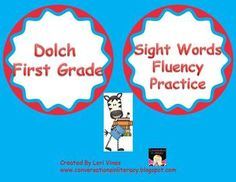 Show on computer, Smartboard or print them to build reading fluency