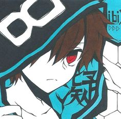 Hibiya (daze) | Kagerou Project