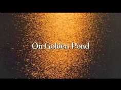On Golden Pond (Main Theme) - Piano Arrangement by Andrew Lapp Dave Grusins music is so haunting