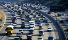 BMW, Ford, Honda, and VW strike deal with California on vehicle emissions, bypassing Trump rollback - Electrek Hora Do Rush, San Diego, Volkswagen, Toyota, Traffic Congestion, Honda, Moving To Los Angeles, Thing 1, Bmw