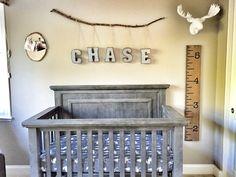 Chase's Urban Cabin Nursery