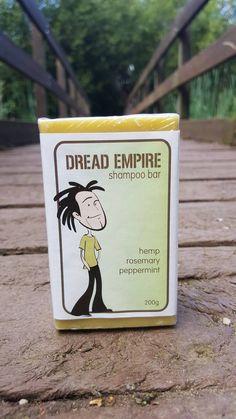 Dread Empire - Dreadlocks Shampoo Bar (200g) – DreadLab