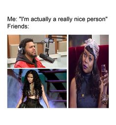 Is this what yall be looking like when I say Im actually nice!?!? @amandagadison @desireelatonya >>>> Bihh when?