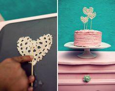 csipke+torta+dekoráció+dísz