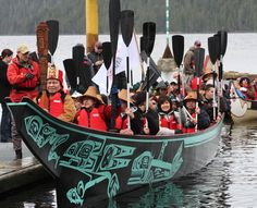 Metlakatla Launches New Tourism Experience With Largest North Coastal First Nations Canoe Ever Constructed