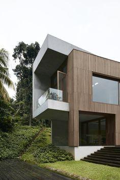 #architecture : Astrid Hill House / Tsao & McKown Architects   ArchDaily © Richard Bryant