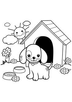 Here are the Amazing Free Printable Coloring Pages For Kids. This post about Amazing Free Printable Coloring Pages For Kids was posted . Puppy Coloring Pages, Summer Coloring Pages, Preschool Coloring Pages, Coloring Sheets For Kids, Free Printable Coloring Pages, Coloring Pages For Kids, Coloring Books, Coloring Sheets For Kindergarten, Fairy Coloring