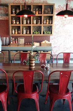 Kaper Design; Restaurant  Hospitality Design Inspiration