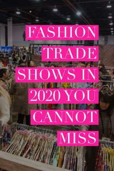 To understand how to buy wholesale or how to sell wholesale, you must attend trade shows and apparel markets! Attend with our Retail Consultants.