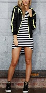 Bright Spark Jacket Semi Formal Dresses, Affordable Fashion, Knitwear, Party Dress, Feminine, Shirt Dress, Jackets, Bright, Shopping