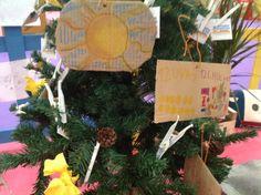 Taller de adornos navideños con material reciclado con EnClave