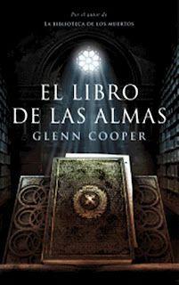 """[BookTrailer] """"El Libro de las Almas"""" de Glen Cooper, por Editorial Grijalbo   Khalzones"""