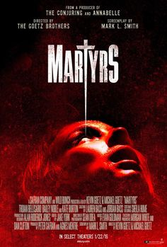 First Trailer for the 'Martyrs' Remake Has Arrived