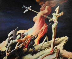 "thomas hart benton paintings   Thomas Hart Benton's ""Again"""